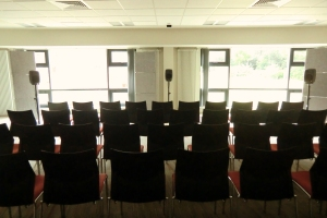 Bioluminescence presentation room
