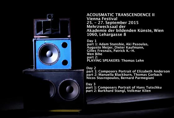 Acousmatic Transcendence